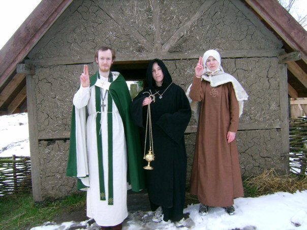 Kit Overview: Clergy, Monks and Nuns - Wikiwood